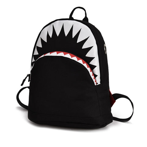 Unisex All Mighty 3D Shark Backpack