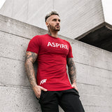 Young Men's Aspire Slim Fit T Shirt