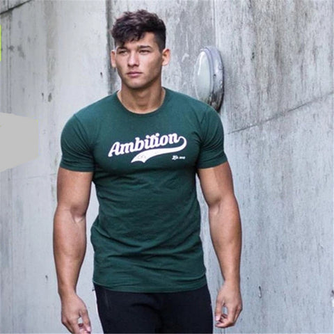 Young Men's Ultimate Workout Slim Fit T-Shirt