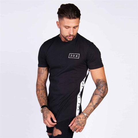 Young Men's Fitness Quick-Dry T-Shirt