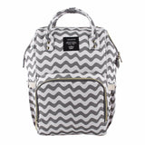 Nappy Extra Large Backpack Style Diaper Bag