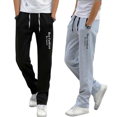 Young Men's Slim Fit Fashion Joggers