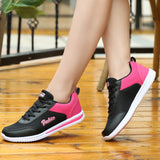Ladies Super Light Mesh Sneakers