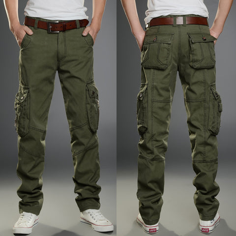 Young Men's Various Lightweight Cargo Pants