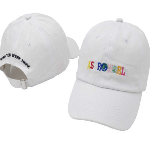 Travis Scott ASTROWORLD Adjustable Cap