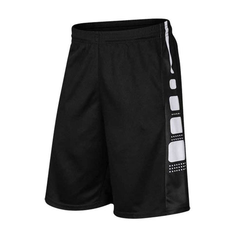 Young Mens Quick-Dry Workout Shorts