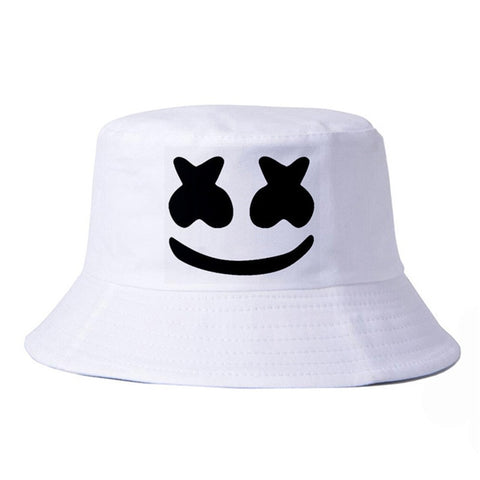 Unisex Wide Eyed Emoji Bucket Hat