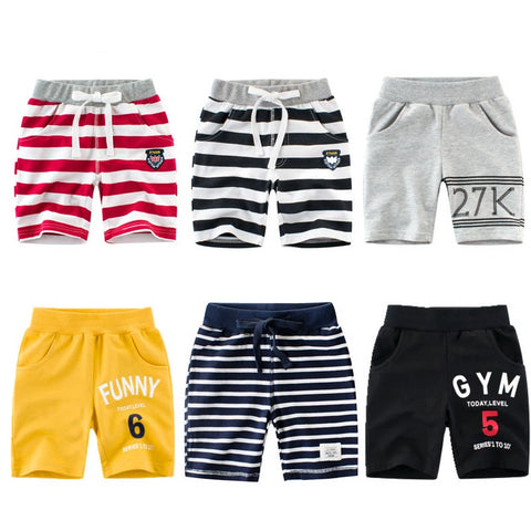 Boys Toddler and Kids Relaxed Style Shorts
