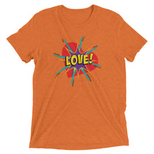 Love! Comic T-shirt