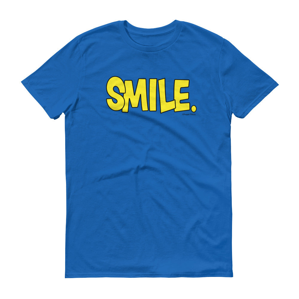 Smile. Short-Sleeve T-Shirt