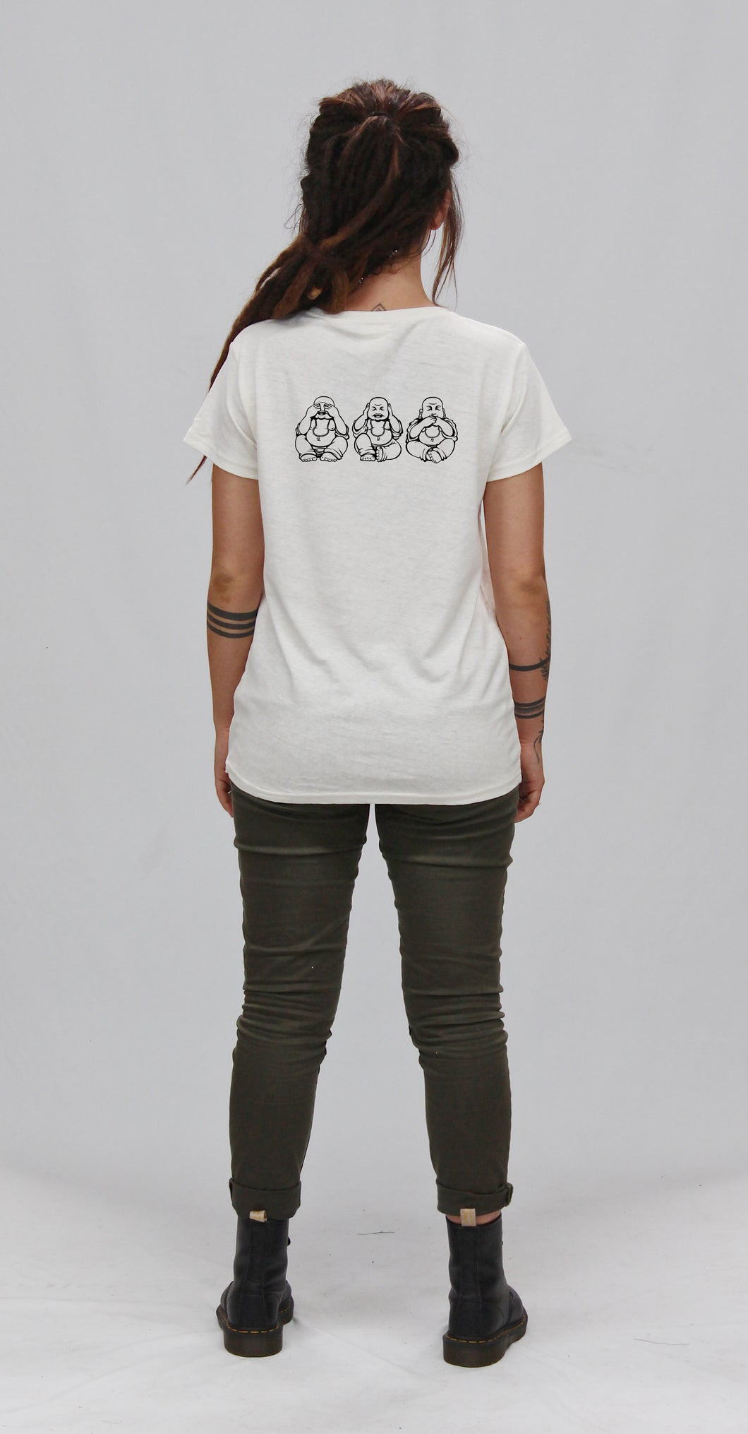 Hemp | Ladies | T-Shirt | Buddha