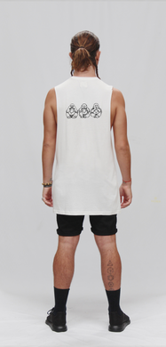 Bamboo | Tall Fit | Tank | Buddha