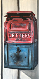 "Letters, 20""x10"""