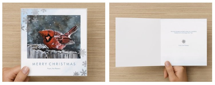 ~Merry Christmas~ cards featuring