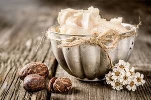 The Skin Boosting Benefits Of Shea Butter