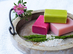 Handmade Natural Soap vs Commercial Soap