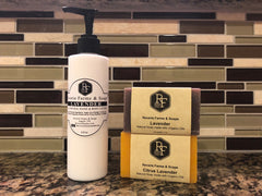 vegan cruelty free lotion and soap