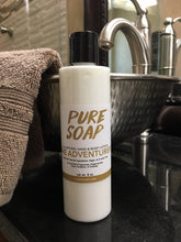 Cedarwood body lotion The Adventurer