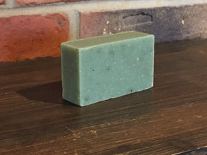 vegan moisturizing cruelty-free herb garden bar soap