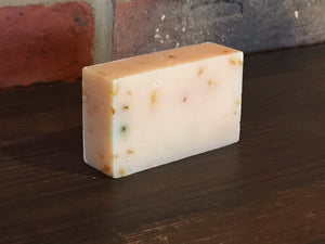 Natural Organic Sage Lemongrass Bar Soap