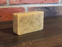 cruelty free oatmeal spice bar soap
