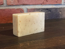 organic walk in the forest bar soap