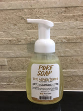 The Adventurer - Organic Vanilla Cedarwood Foaming Soap
