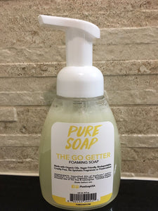 Go Getter - Organic Lemongrass Tea Tree Foaming Hand Soap