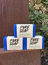 Winter is Coming Organic Bar Soap
