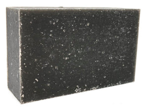 vegan cruelty free eco friendly activated charcoal tea tree bar soap