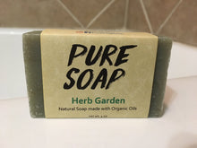 Herb Garden Organic Bar Soap