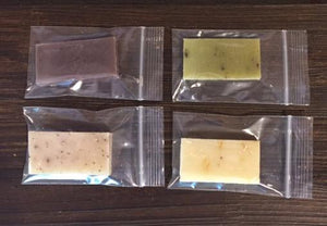 Bar Soap Sample