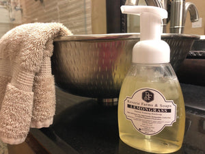 Lemongrass Liquid Foaming Soap