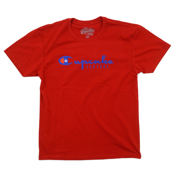 CCF Champion Tee (Red)