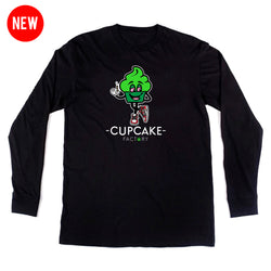 CUPCAKE JOINT TOON L/S TEE