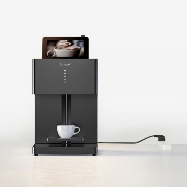 iView Proudly Presents The IView Picasso Smart Art Printer For Drinks And Desserts.