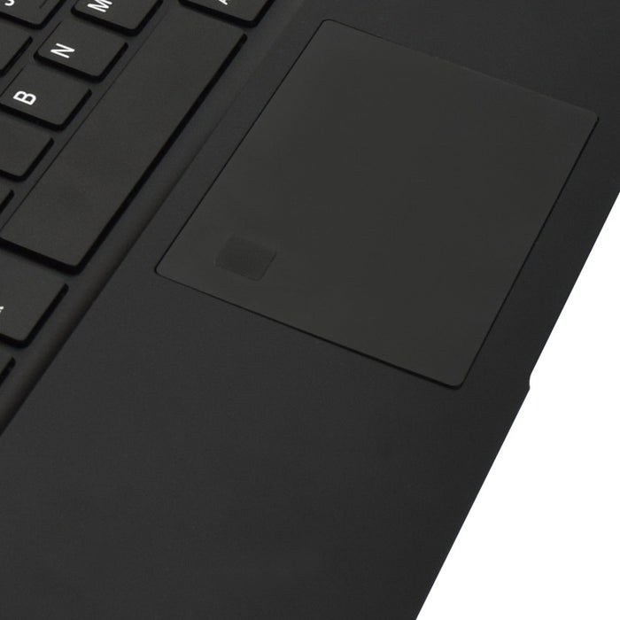 1400NB black Intel Windows 10 laptop fingerprint recognition touchpad