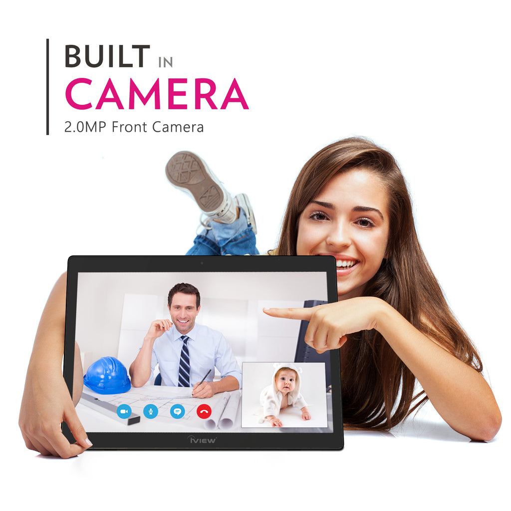 1760AIO All-in-One Windows Computer Built-in 2MP Front Camera