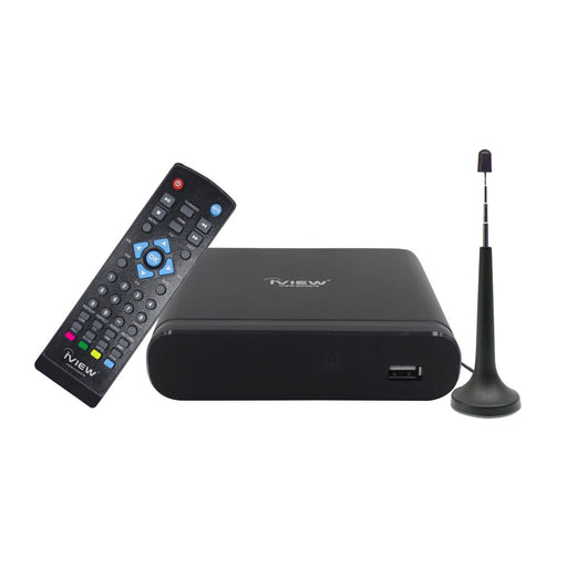 3100STB-A Digital Converter Box with Remote & Antenna