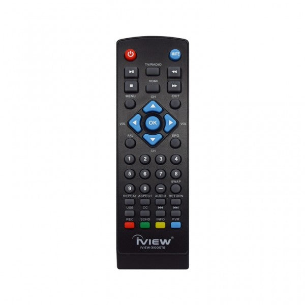 Iview 3100STB Digital Converter Box Remote