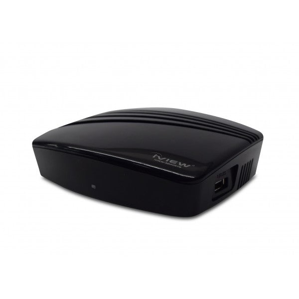 3200STB-A black Digital Converter Box