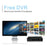 Iview 3500STBII-A black Digital Converter Box with free digital video recording DVR tv recording
