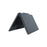 "Iview Maximus IV black 11.6"" 2-in-1 convertible Windows 10 laptop in tent mode on screen side"