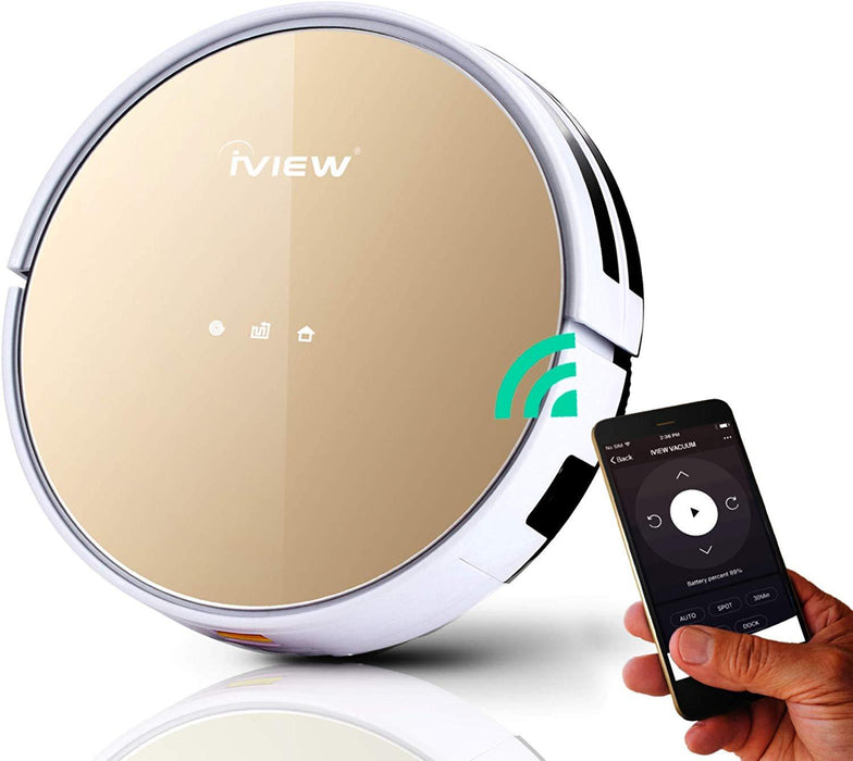 iview smart affordable rooma vacuum under 200 good review best smart vacuum