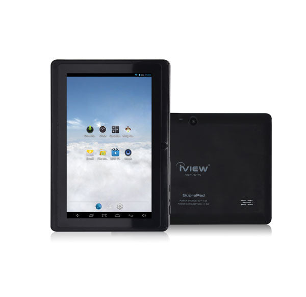 Iview 732TPC black Android tablet