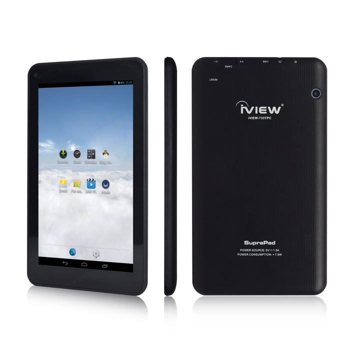 Iview 733TPC black Android tablet