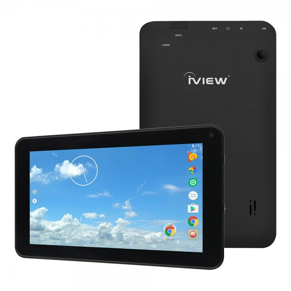 1070TPC black Android tablet