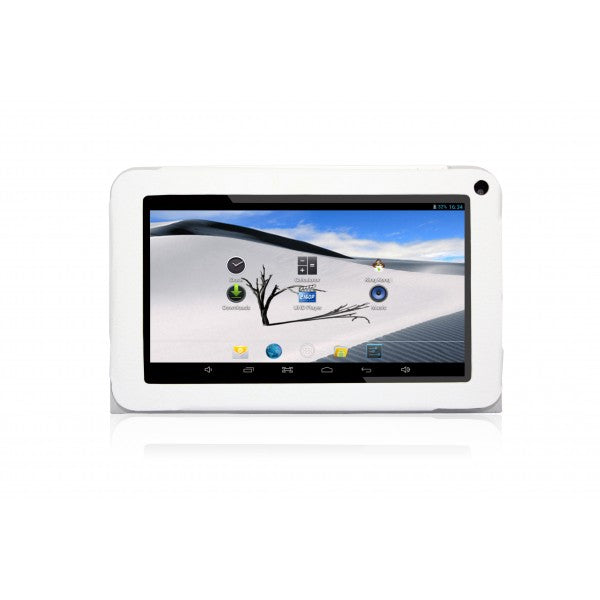 Iview 774TPC Android tablet with white case