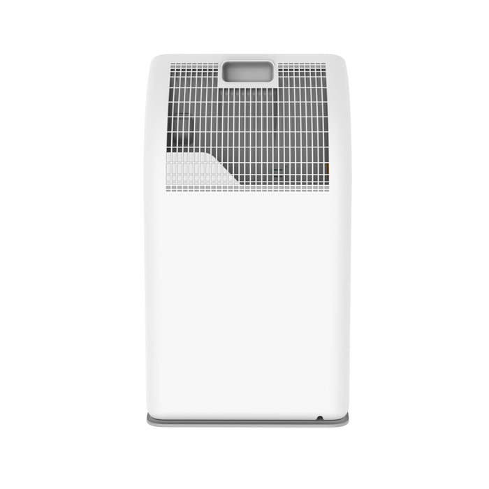 2-in-1 Air Purifier back panel with purifier