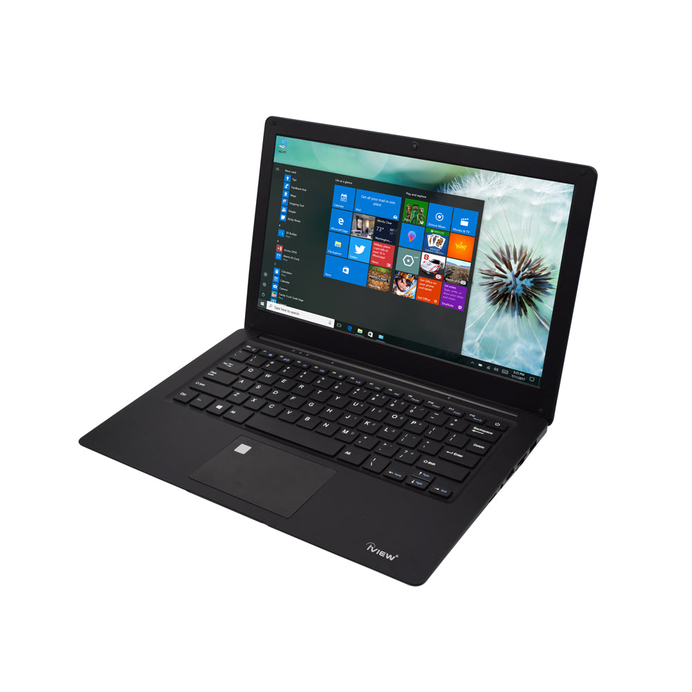 1330NB black Windows laptop